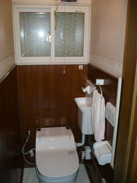 タンクレストイレ アラウーノ