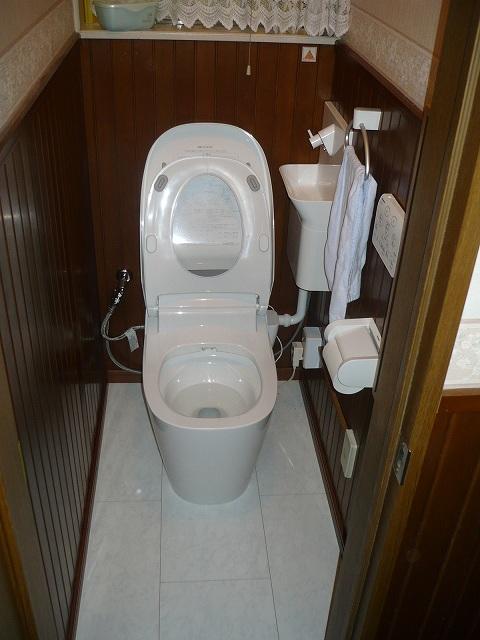 全自動お掃除トイレ アラウーノS