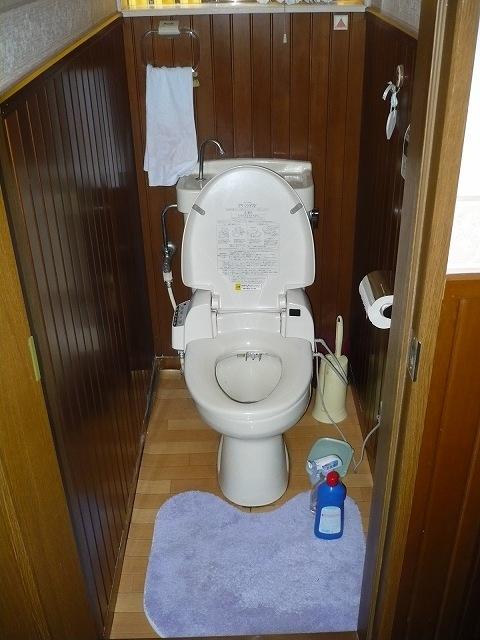 トイレ リフォーム前 施工前