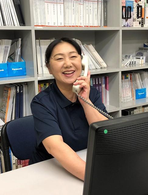スタッフ写真 増井さん