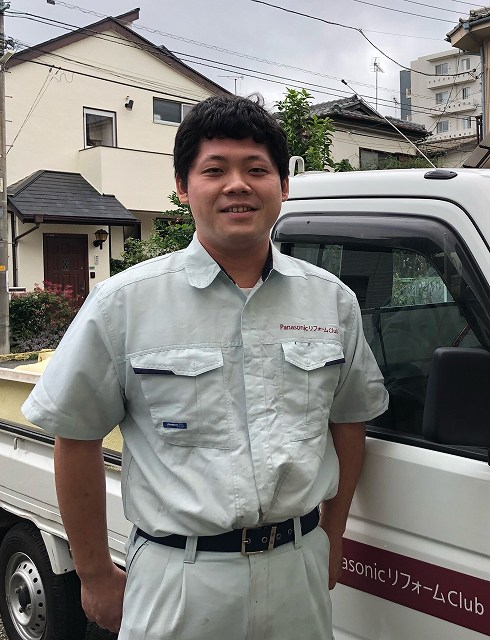スタッフ写真 森田さん