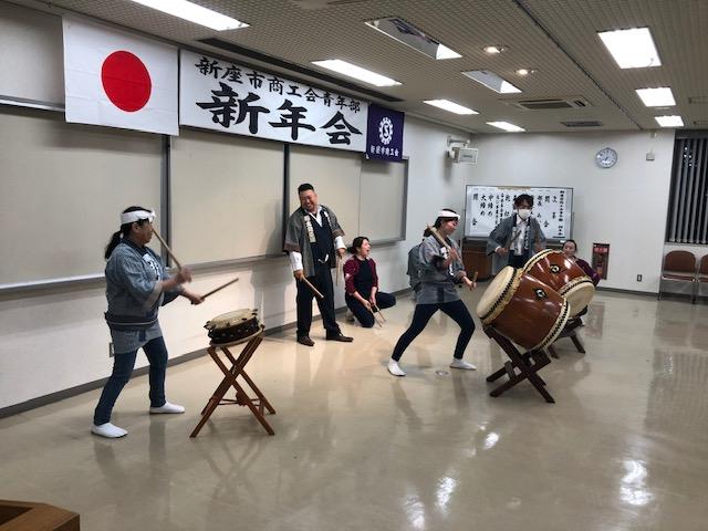 2020.1.14商工会青年部新年会