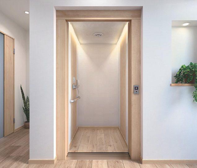ホームエレベーター写真