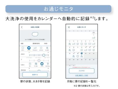 アラウーノL150 アラウーノアプリ